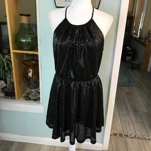 Jay Godfrey  sequined dress sz 8    LL 38